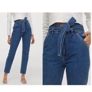 🆕H&M Paper-bag Jeans